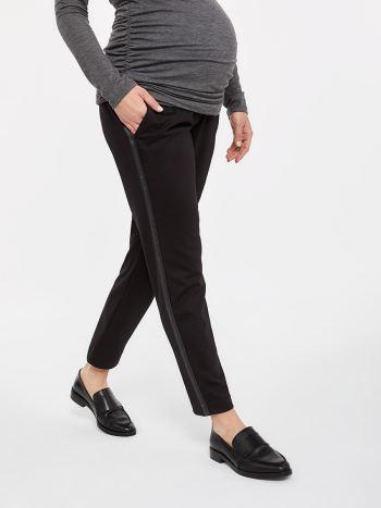 c918ad8b722cd Stork   Babe - Peg Leg Maternity Pant