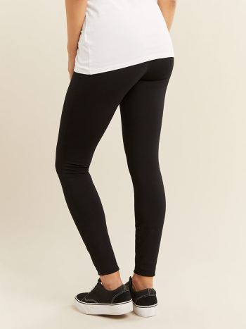 Cotton Spandex Maternity Legging