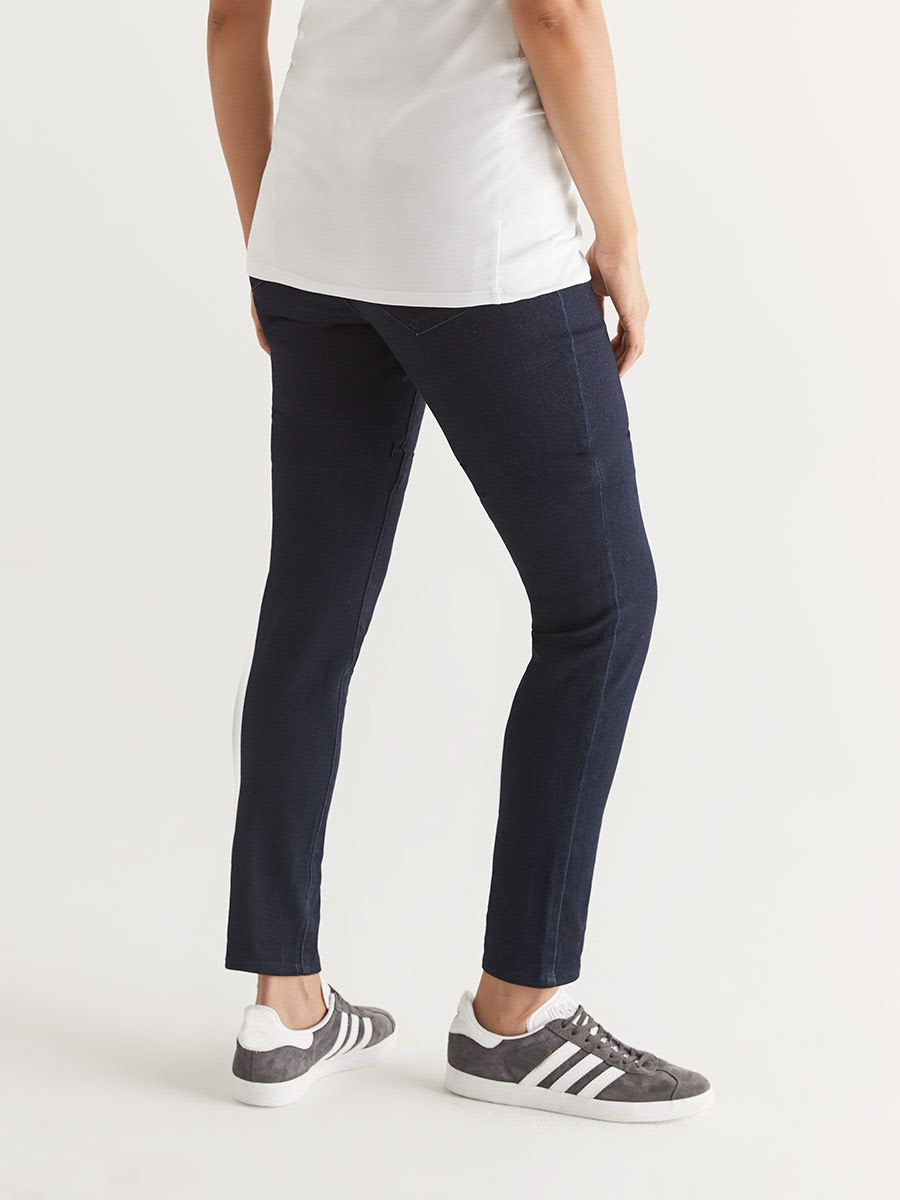 Now & After - Dark Blue Skinny Jean