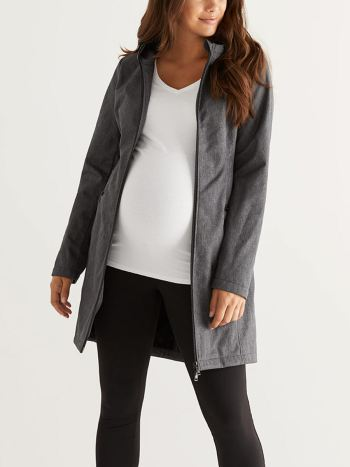 Softshell Maternity Coat