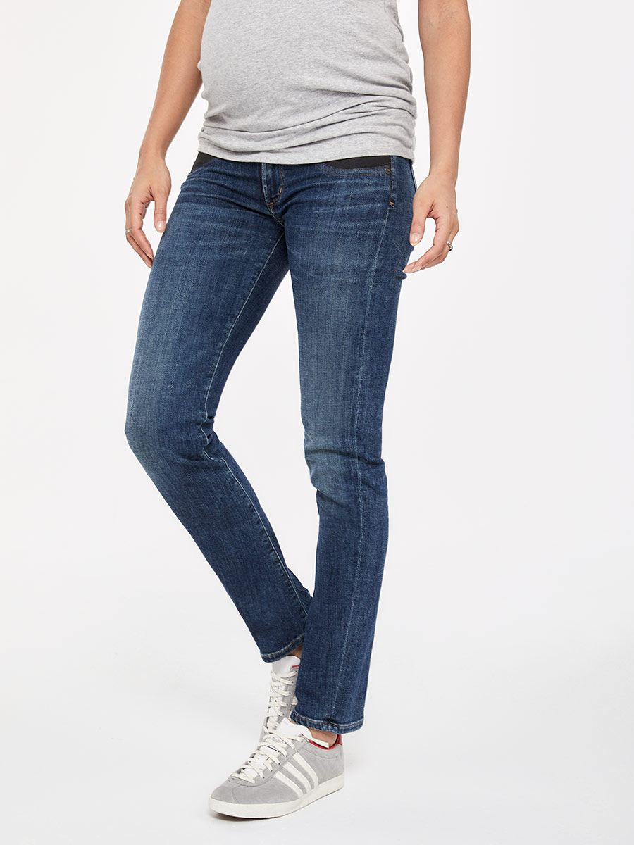 Citizens of Humanity - Jean de maternité skinny Racer