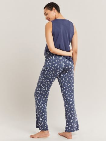 3-in-1 Straight Maternity Pajama Pant