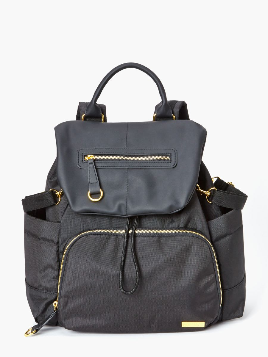 skip hop chelsea backpack diaper bag thyme maternity. Black Bedroom Furniture Sets. Home Design Ideas