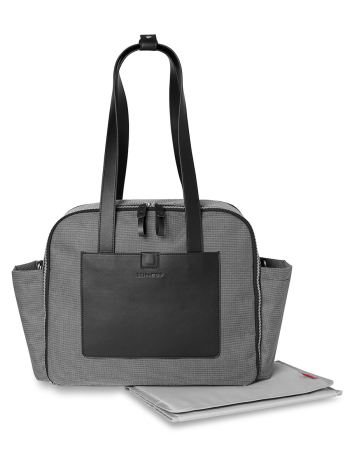 Skip Hop - Madison Square Diaper Tote