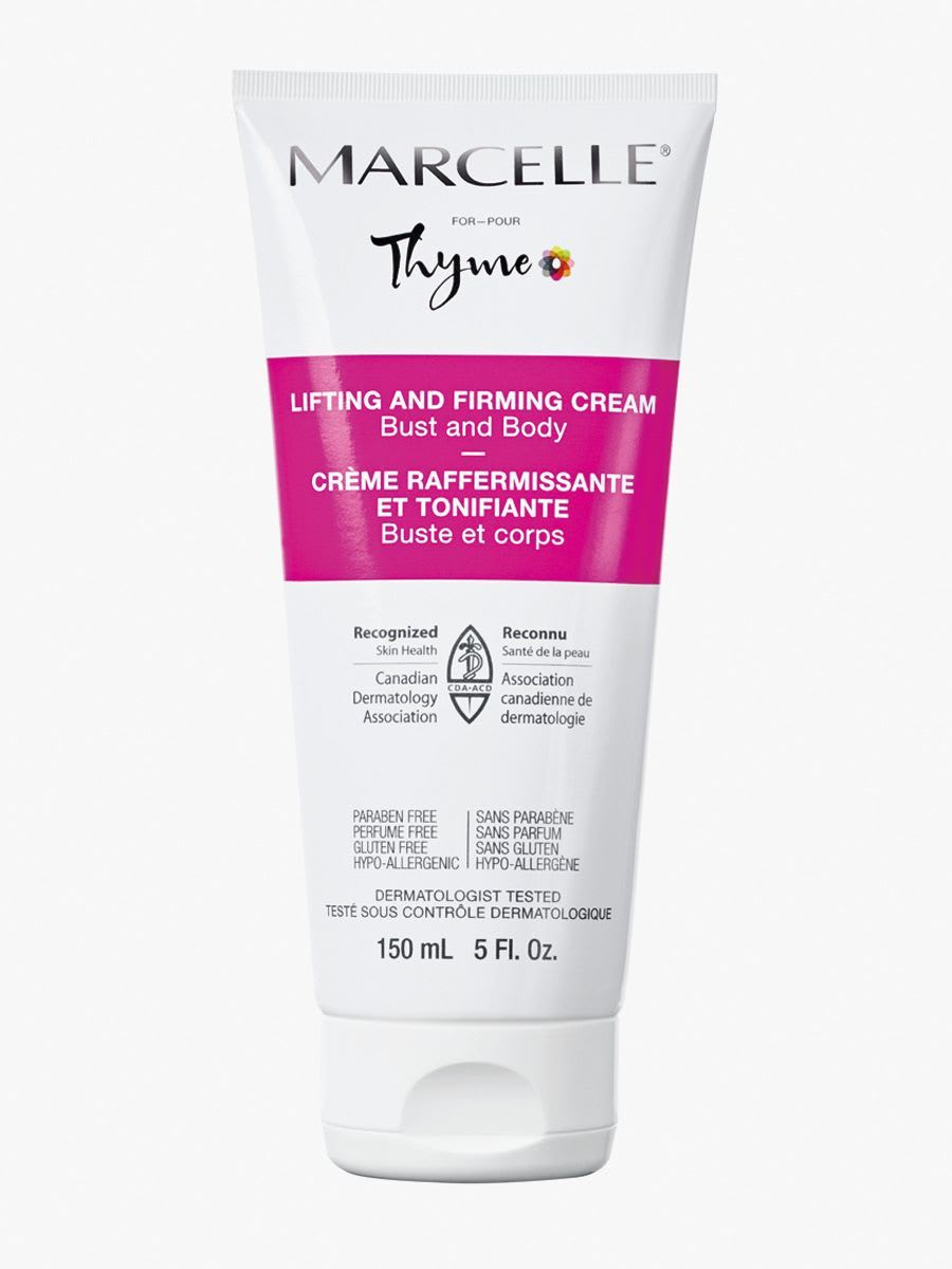 Marcelle - Lifting and Firming Cream for Bust and Body