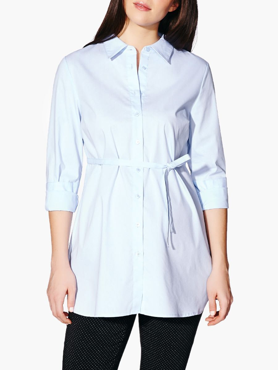 a918d1f5056c5 Stork & Babe - Long Sleeve Button Up Maternity Shirt | Thyme Maternity