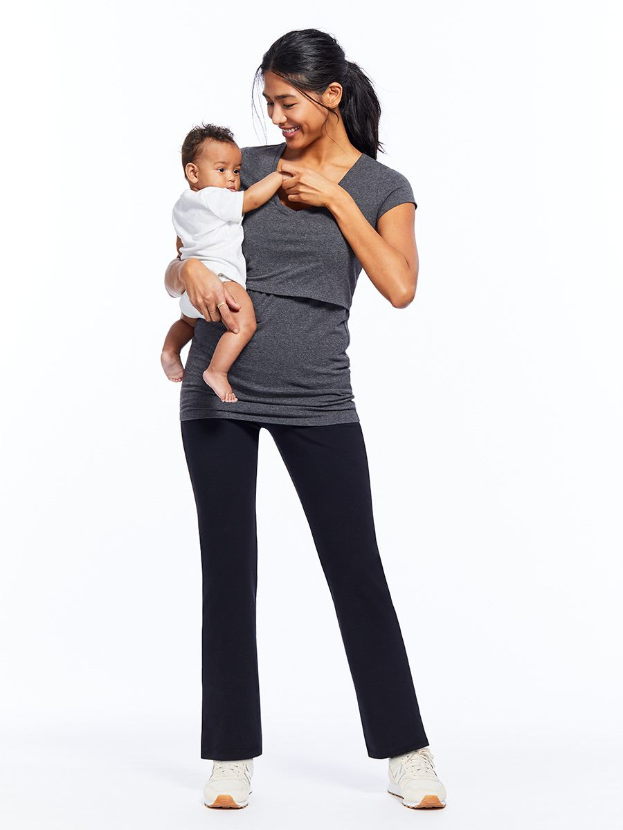 Basic Maternity Yoga Pant