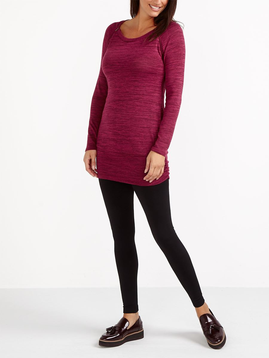 Nursing Kit - Long Sleeve Nursing Tunic