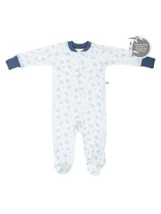 Perlimpinpin - Footed One-Piece Bamboo Pyjama