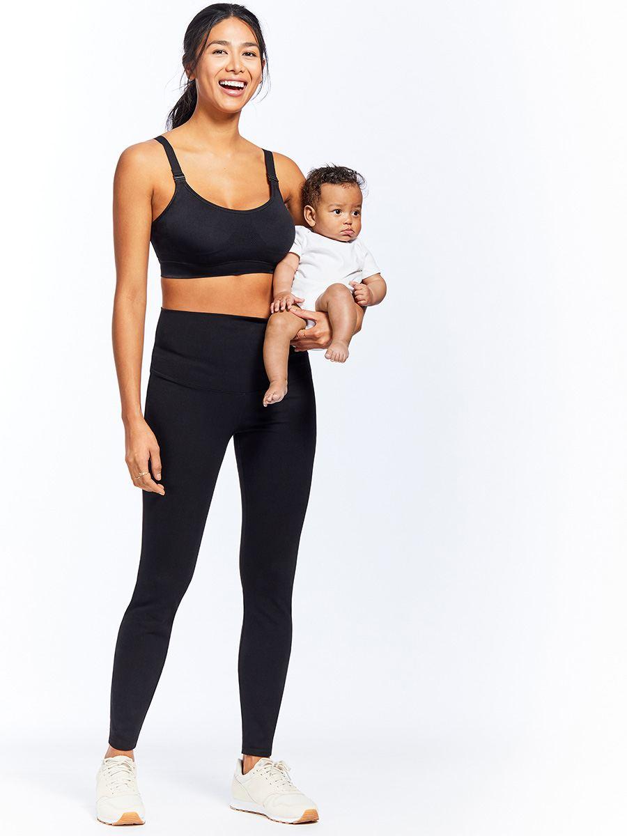 41e859aa2f874 Basic Cotton Spandex Maternity Legging | Thyme Maternity