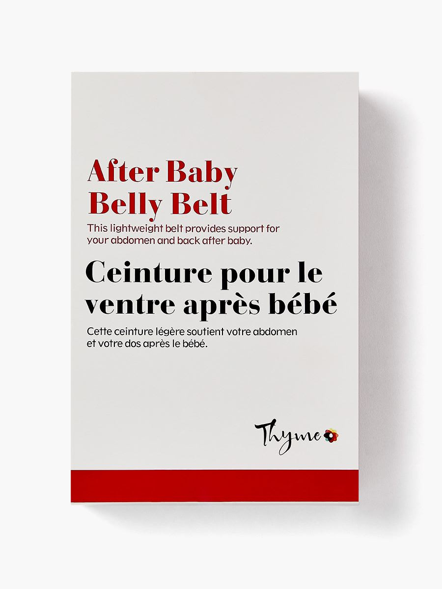 after baby belly belt thyme maternity