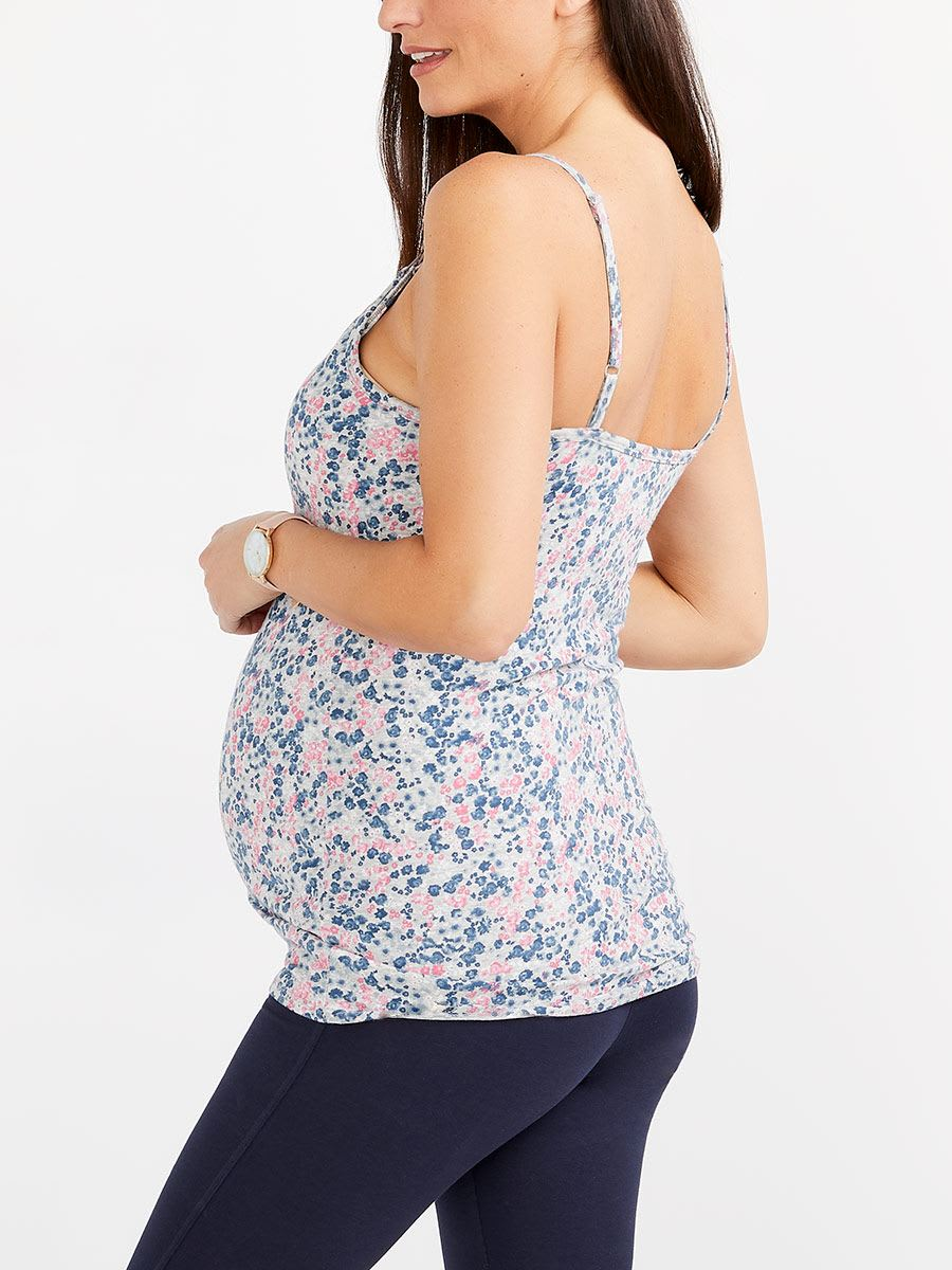 Nursing Kit - Printed Nursing Tank Top