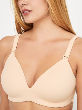 Full Coverage Nursing Bra