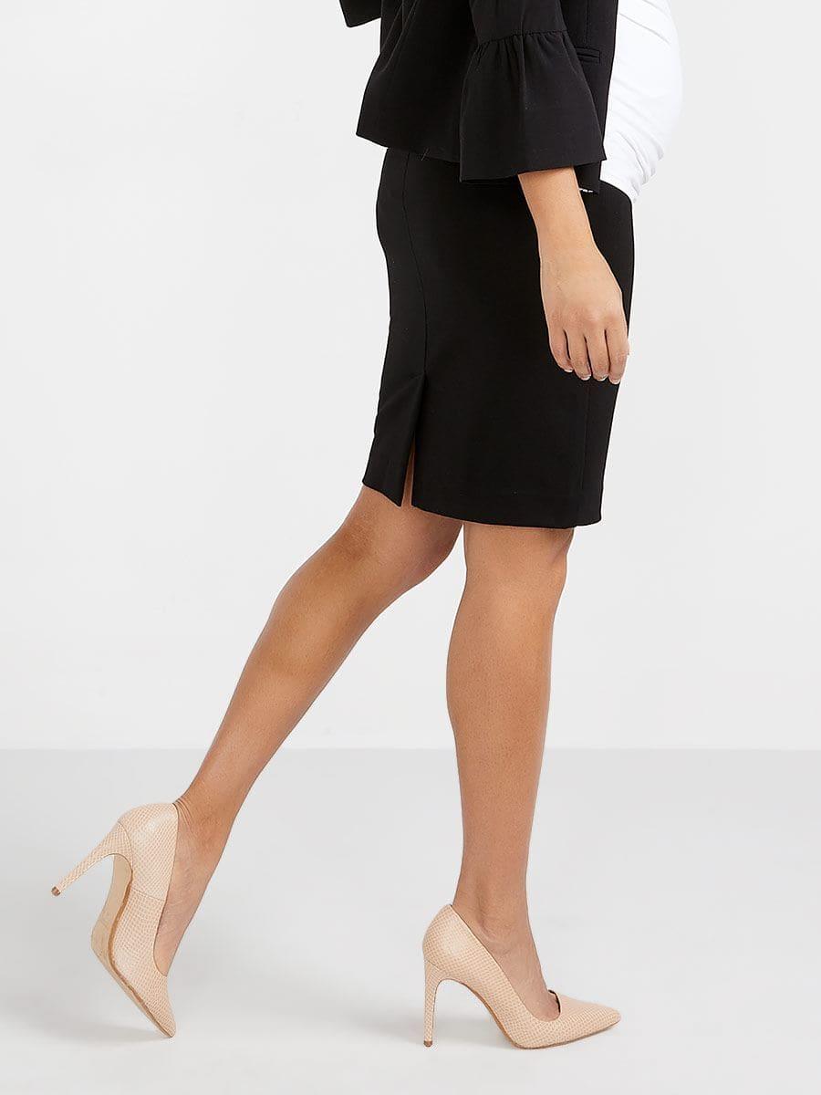 55c5433bd442f Stork & Babe - Ponte de Roma Maternity Pencil Skirt | Thyme Maternity