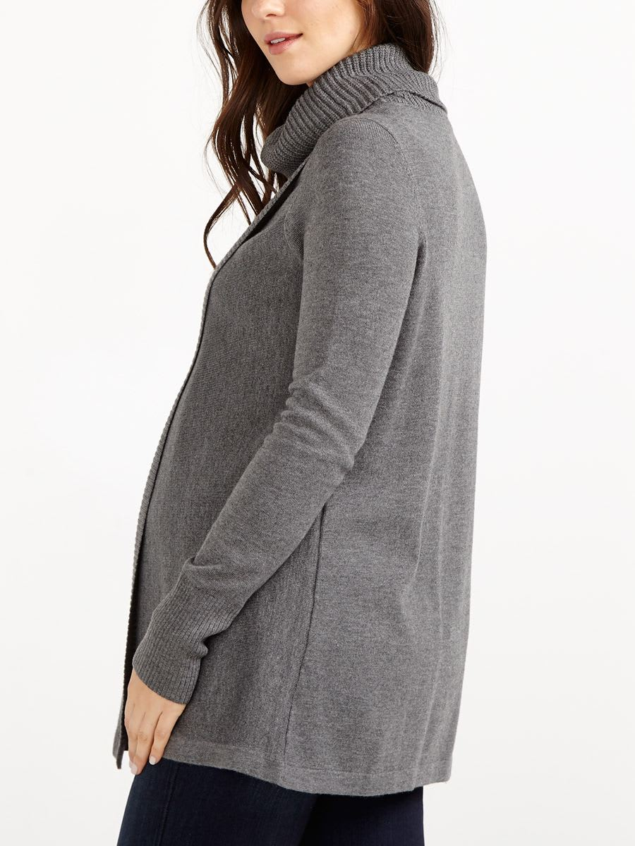 Long Sleeve Nursing Sweater