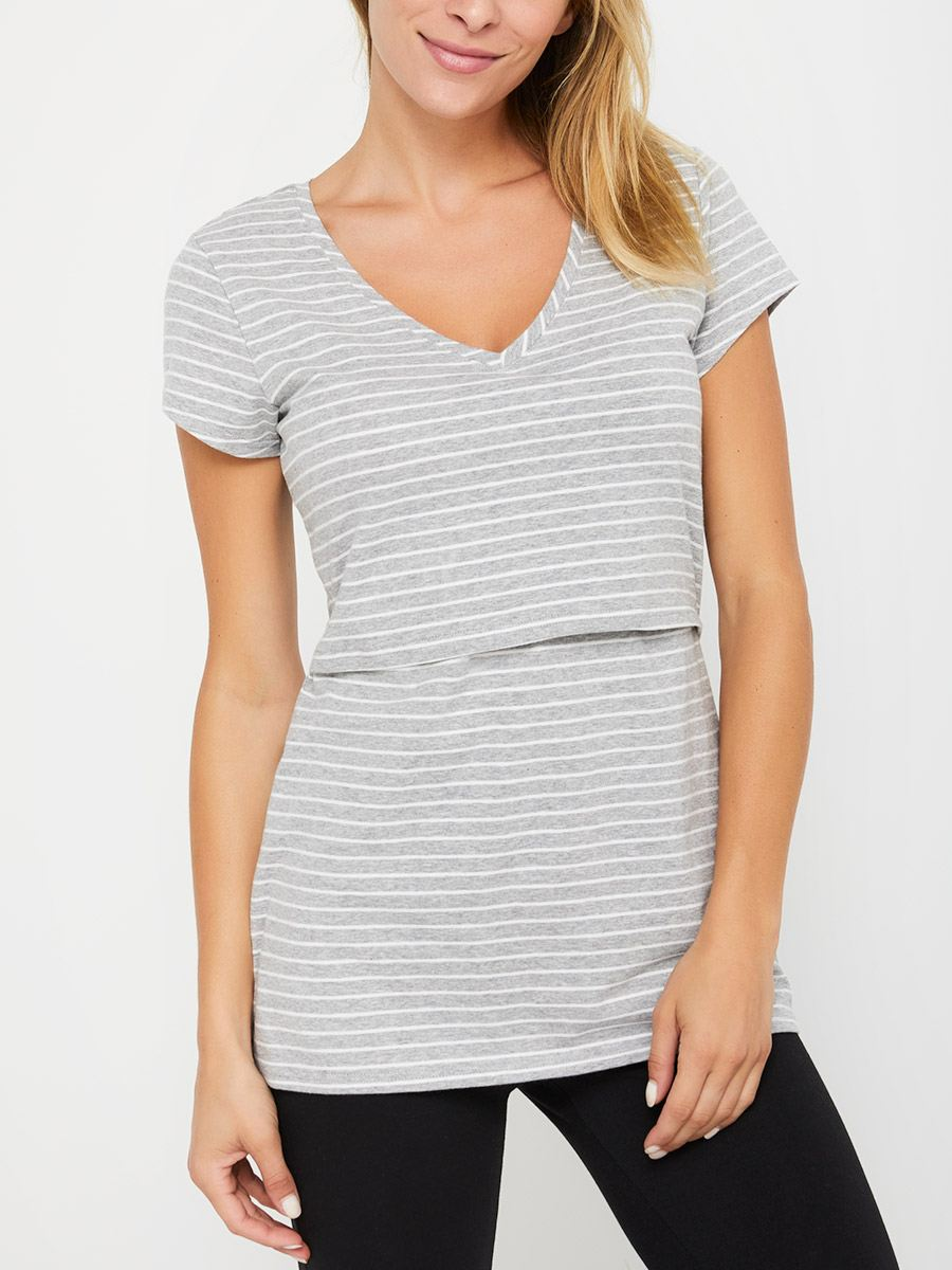 Printed Nursing T-Shirt