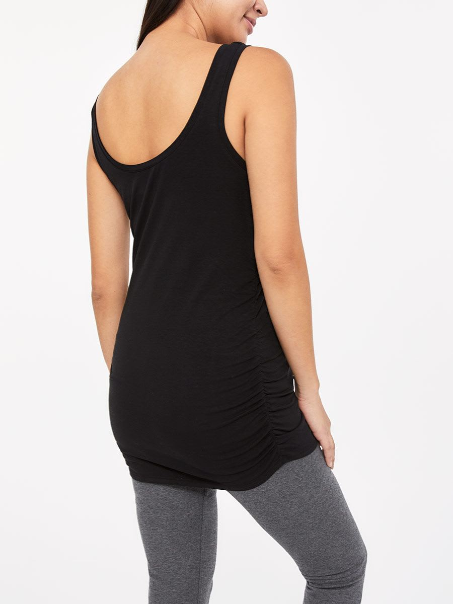 Basic Reversible Cotton Maternity Cami