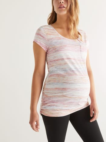 421273b1c8835 Women's Maternity Tops: Shop Online | Thyme Maternity Canada