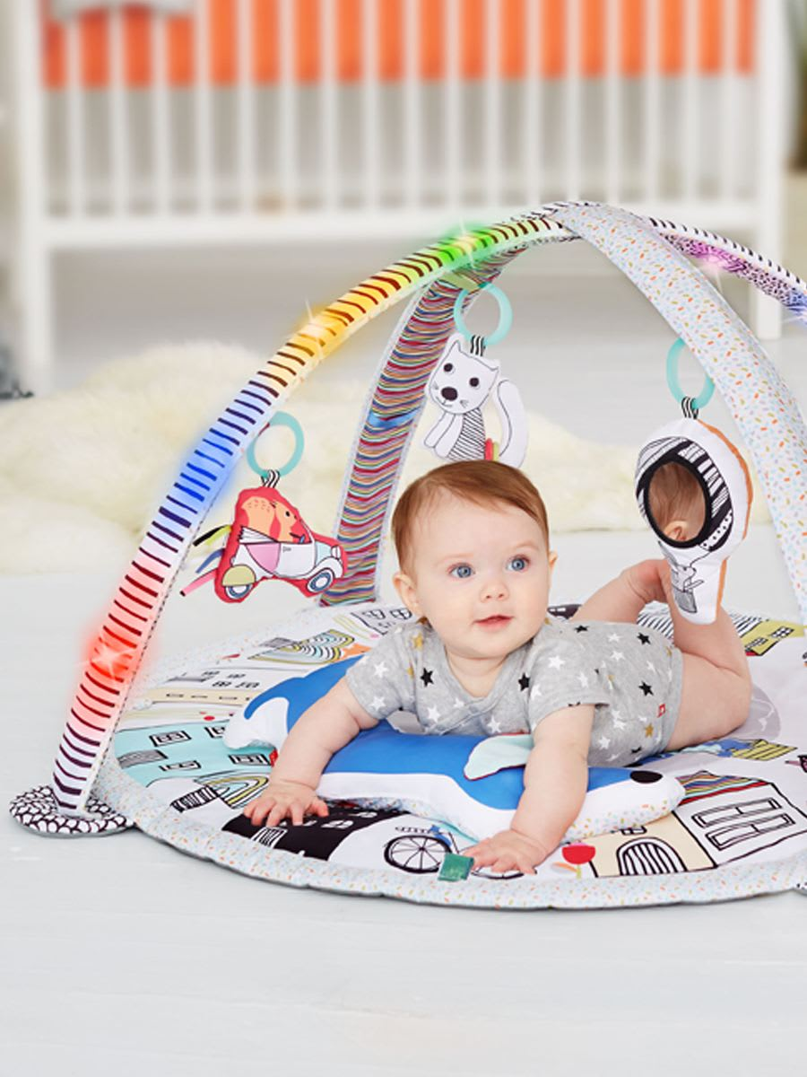 Skip Hop - Vibrant Village Baby Activity Gym