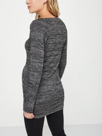 Nursing Tunic with Zip