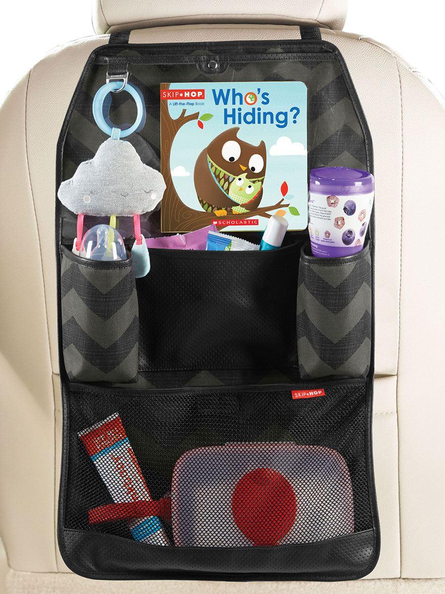 skip hop accessoire de rangement pour voiture thyme maternit. Black Bedroom Furniture Sets. Home Design Ideas