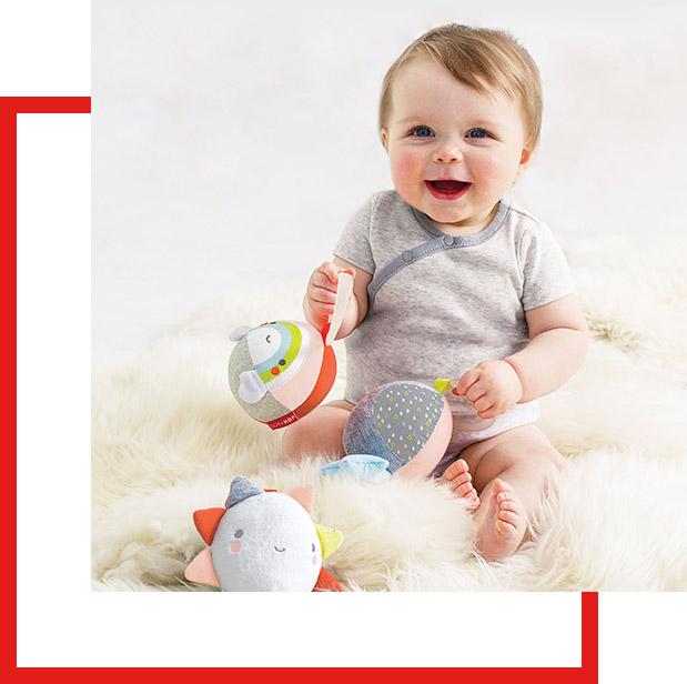 jouets pour bébé