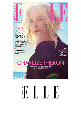 Elle Canada Magazine September edition