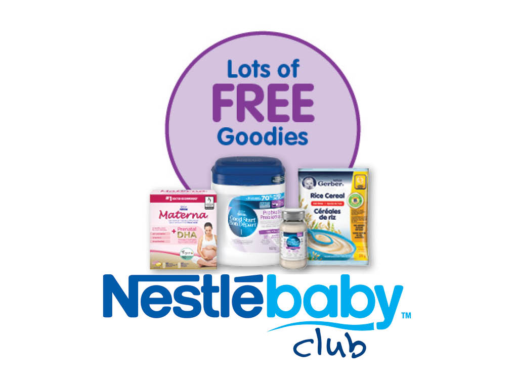 Bump Benefits Partners Nestle Baby