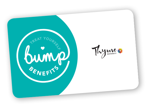 Bump Benefits Card