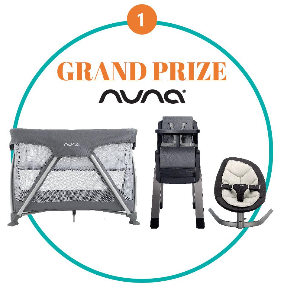 1 grand prize