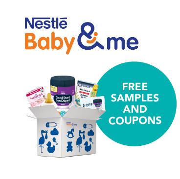 Bump Benefits Partners Nestle Baby