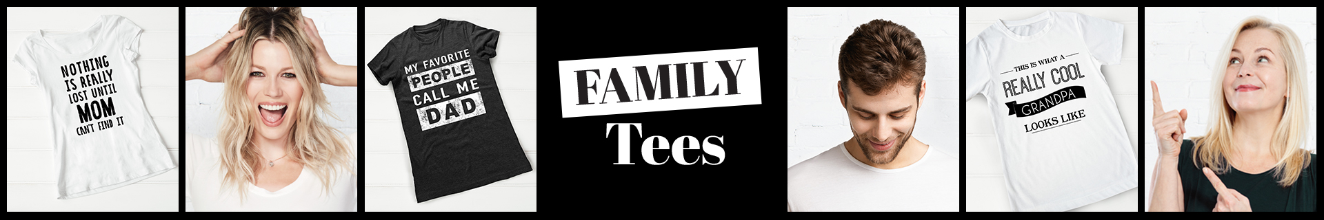 new arrivals - Family tees