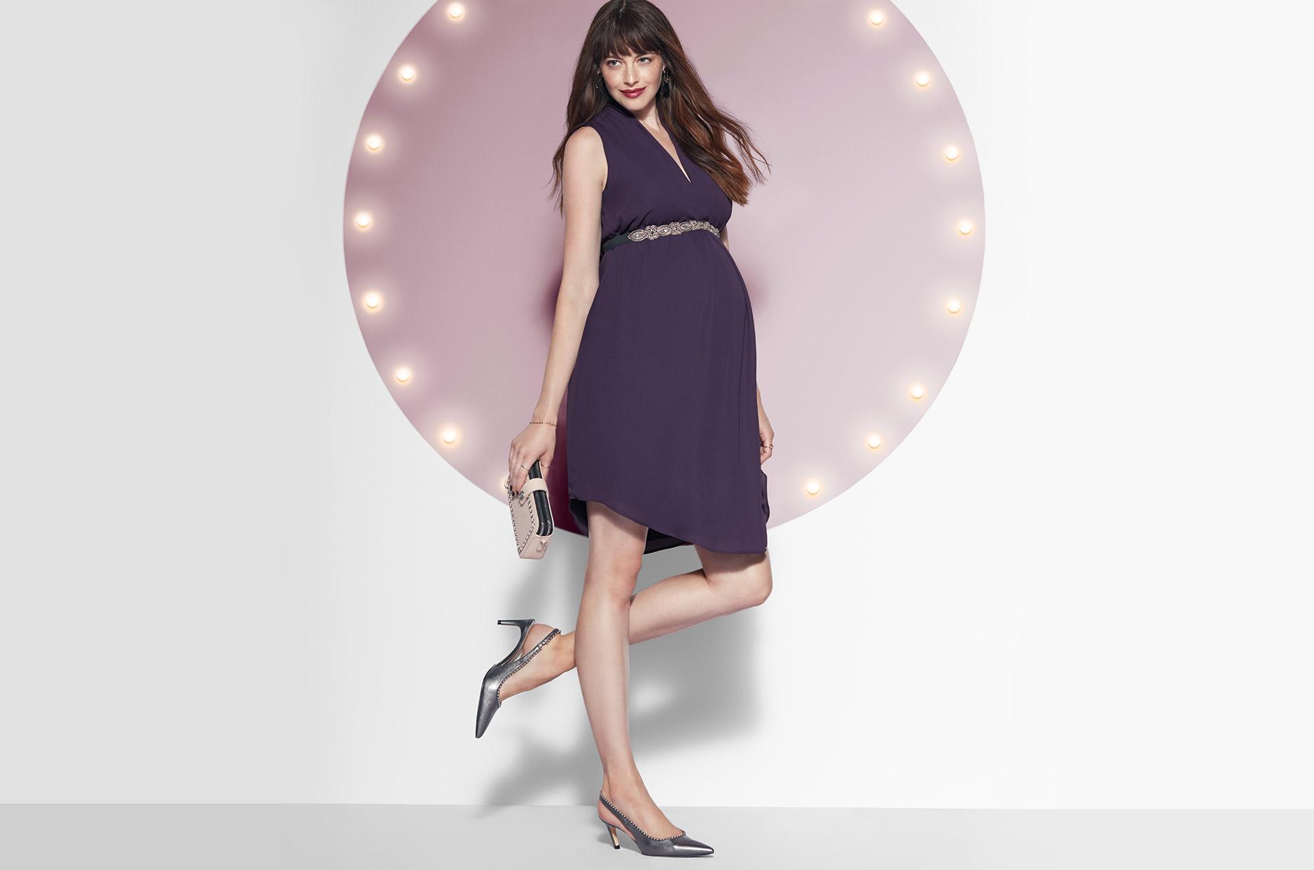 Velours, fines mailles ou dentelle - peu importe votre préférence, vous serez tout simplement éblouissante dans nos robes !