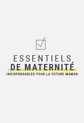 Items clés de maternité Indispensables pour la future maman En magasin et en ligne Achetez-en 1, obtenez-en 1 à 40 % de rabais