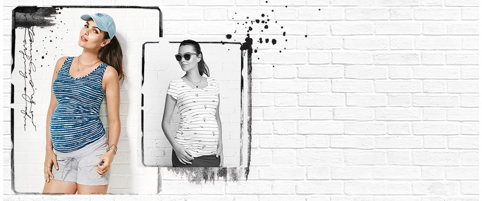 Atleisure: opt for ultimate comfort in casual and laid-back athleisure-wear available in maternity and nursing styles