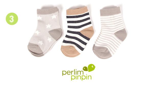1 pair of Newborn Socks