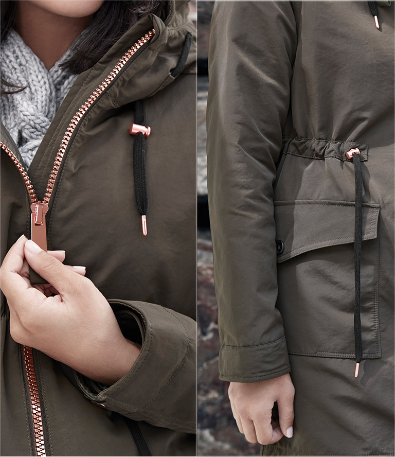 3-in-1 Anorak