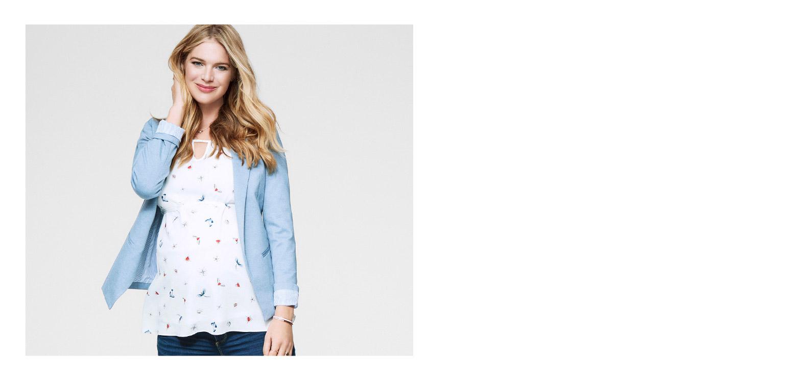 Maternity Clothes - Jackets & Blazers