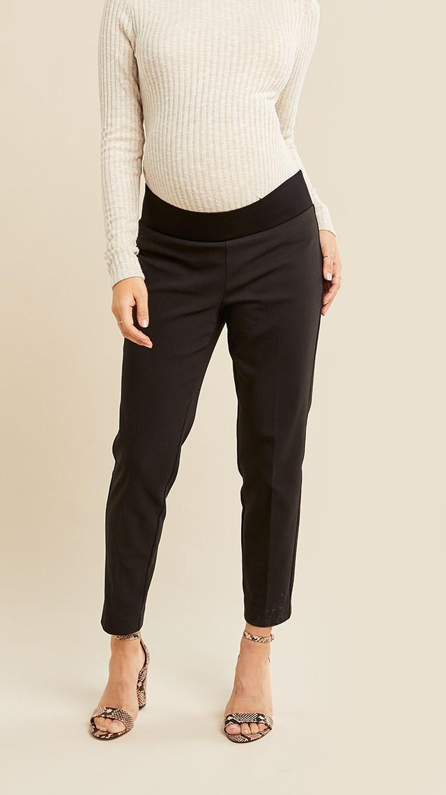 Pantalon demi-panneau