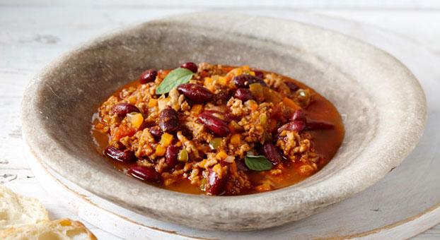 Recipes: Classic Chili