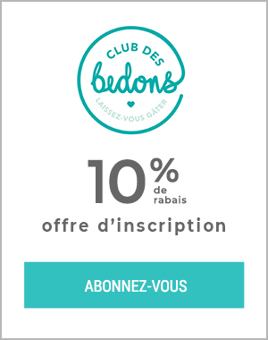 Club des bedons 10% de rabais offre d'inscription