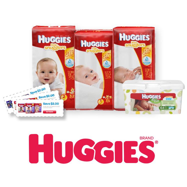 Bump Benefits Partners Huggies