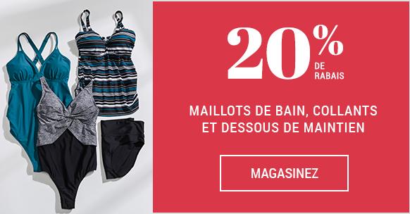 20% DE RABAIS