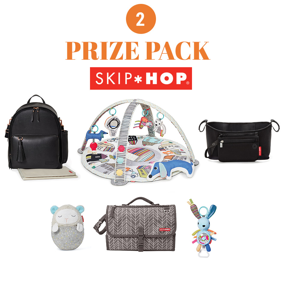 2 prize pack