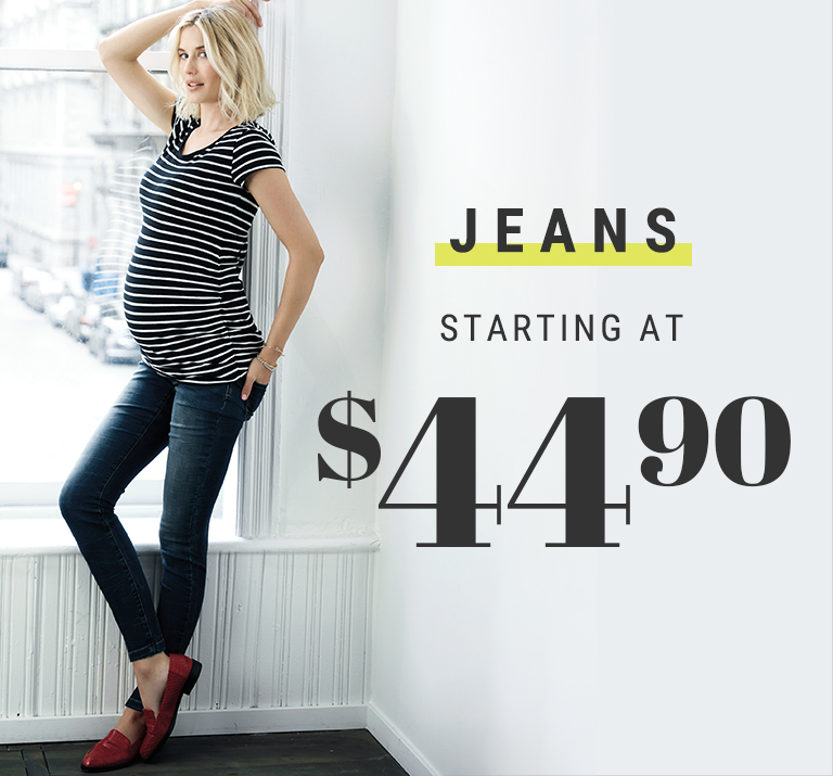 Denim at $44,90