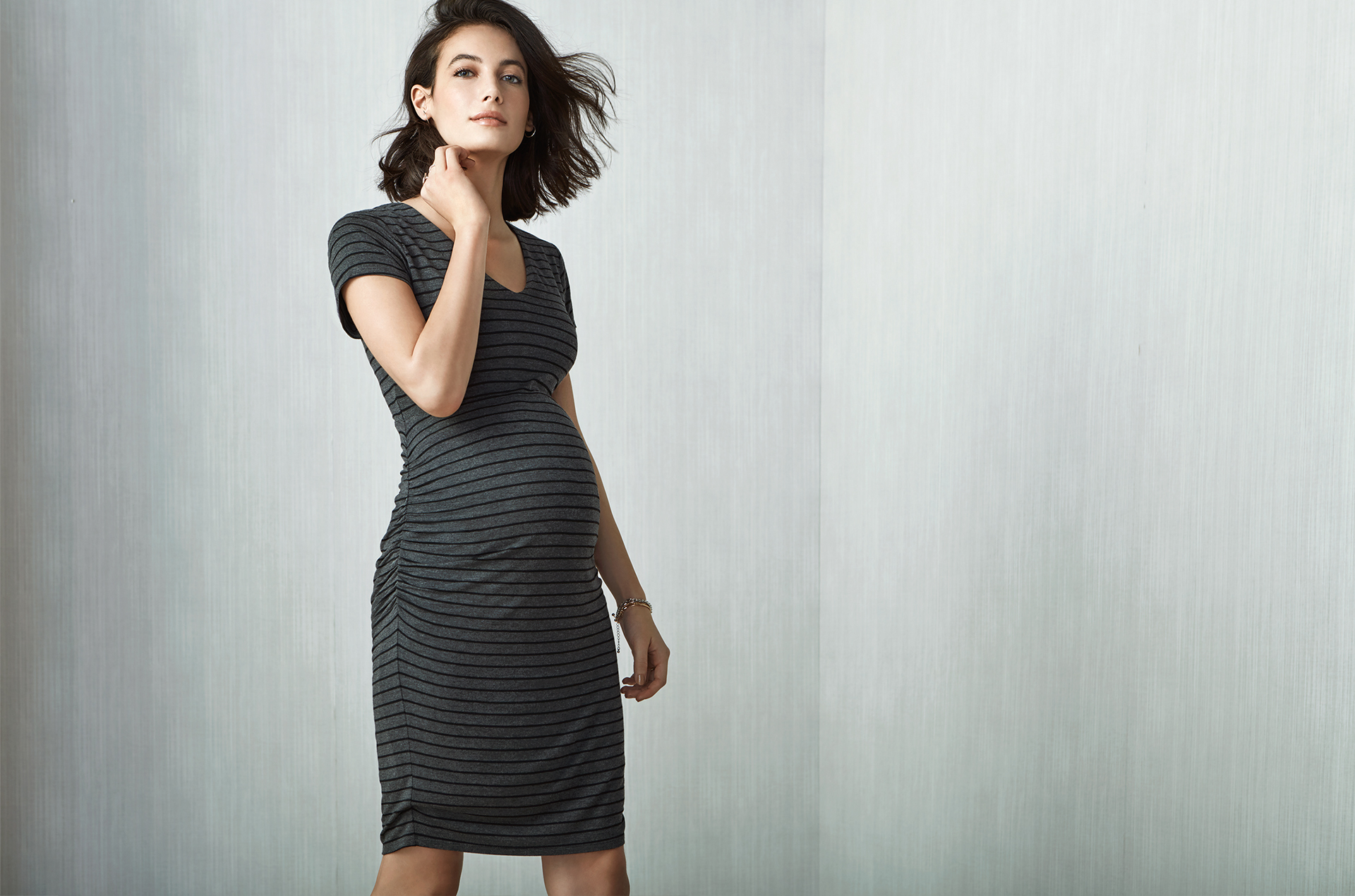 Dress Code. Statement knits that contour your shape flawlessly