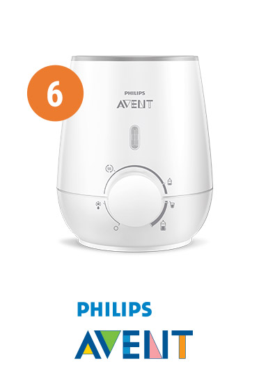 Bottle warmer philips avent