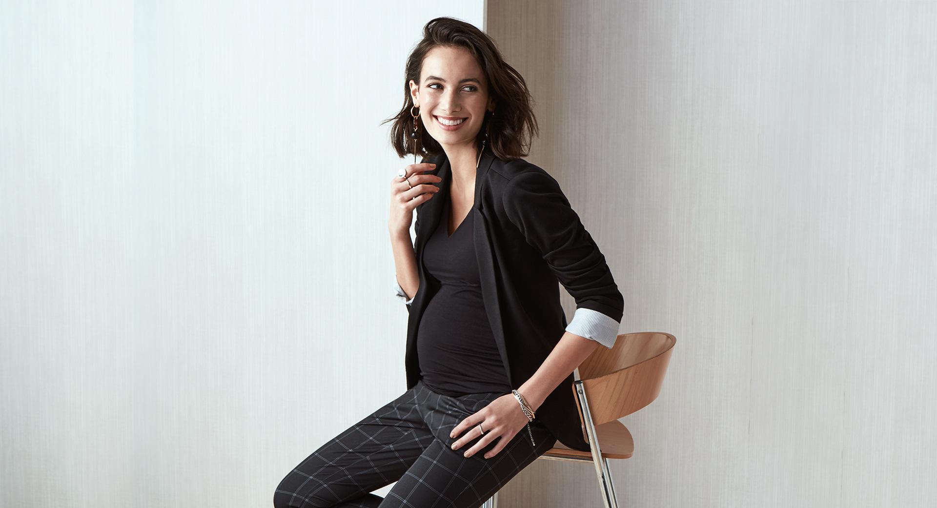 Hauts Placé. Coupes flatteuses et teintes chaleureuses à agencer avec vos vestons préférés