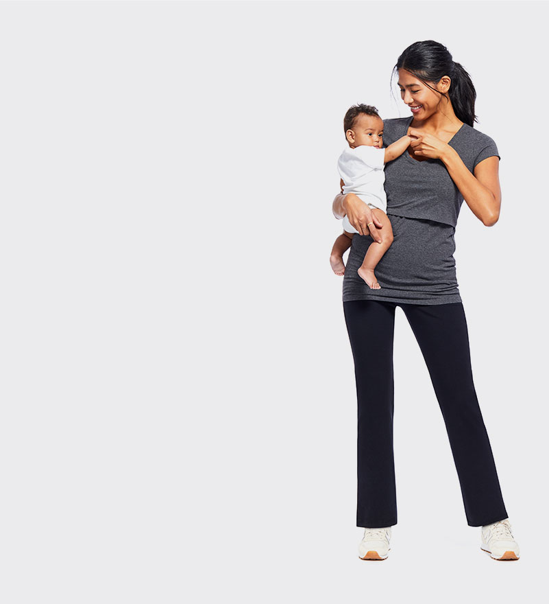 The starter kit from Thyme maternity