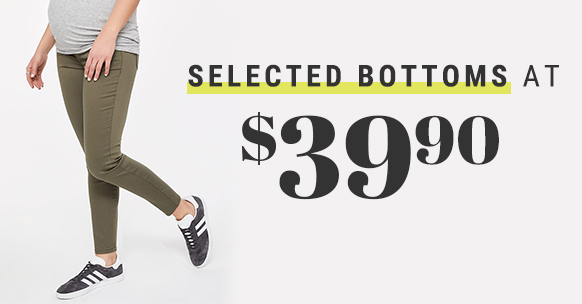 Bottoms $39.90